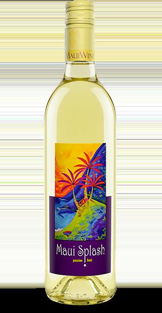 Maui Splash pineapple wine